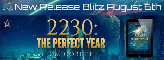 C.M. Corett - 2230 The Perfect Year RD Banner