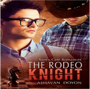 Ashavan Doyon - The Rodeo Knight Square