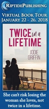 Jodie Griffin - Twice in a Lifetime TourBadge