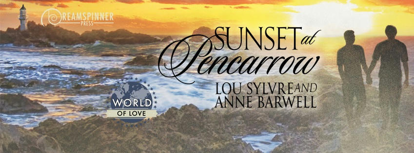 Lou Sylvre & Anne Barwell - Sunset at Pencarrow Banner