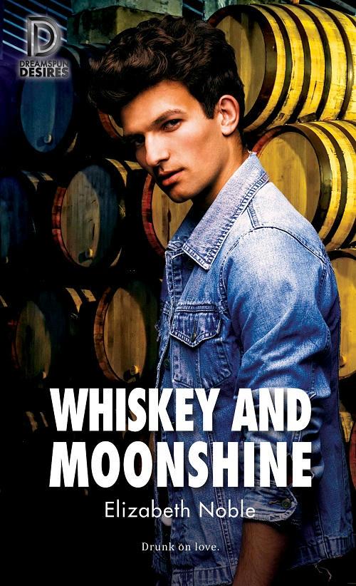 Elizabeth Noble - Whiskey and Moonshine Cover