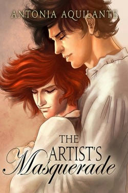 Antonia Aquilante - The Artists Masquerade Cover