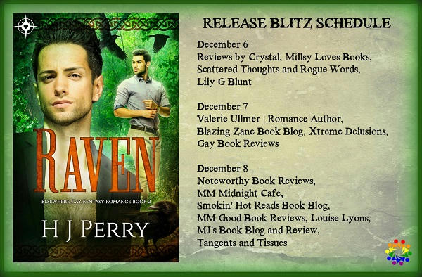 HJ Perry - Raven SCHEDULE