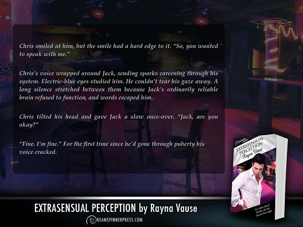 Rayna Vause - Extrasensual Perception Teaser