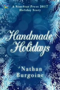 'Nathan Burgoine - Handmade Holidays Cover