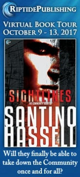 Santino Hassell - Sightlines TourBadge