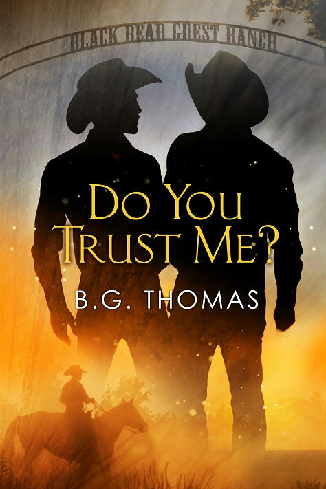 B.G. Thomas - Do You Trust Me? Cover