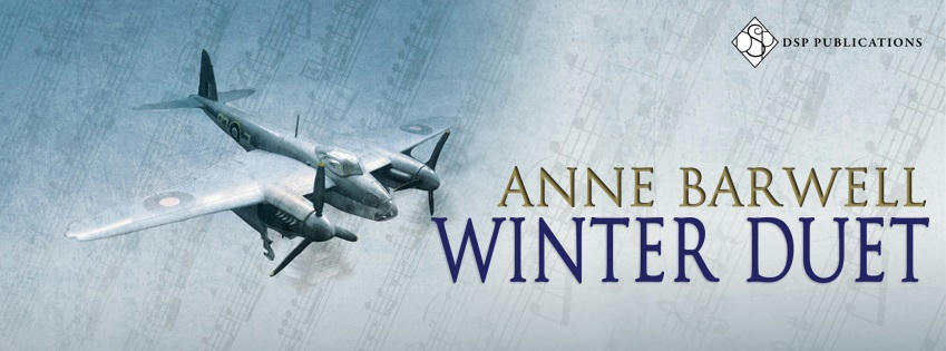 Anne Barwell - Winter Duet Banner