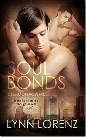 Lynn Lorenz - Soul Bonds Cover
