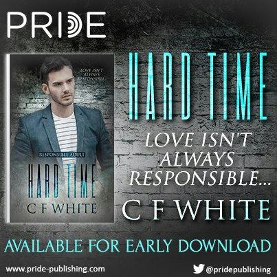 CF White - Hard Time Promo