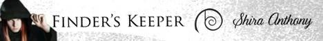 Shira Anthony - Finder's Keeper headerbanner