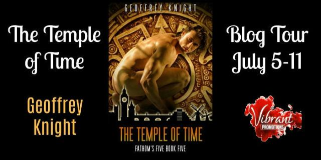 Geoffrey Knight - The Temple of Time Tour Banner