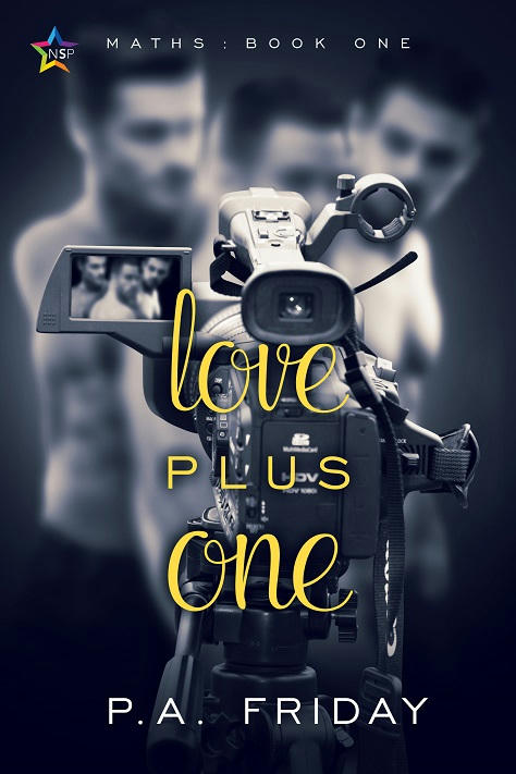 P.A. Friday - Love Plus One Cover