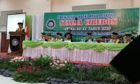 STAIMA Cirebon Perguruan Tinggi Berbasis Pesantren   Mewisuda Sarjana