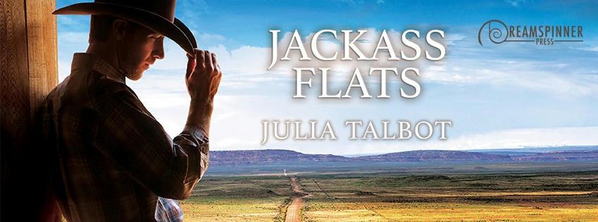 Julia Talbot - Jackass Flats Banner