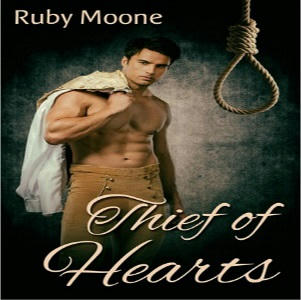 Ruby Moone - Thief Of Hearts Square