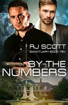 R.J. Scott - By The Numbers Cover