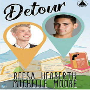 Reesa Herberth and Michelle Moore - Detour Square