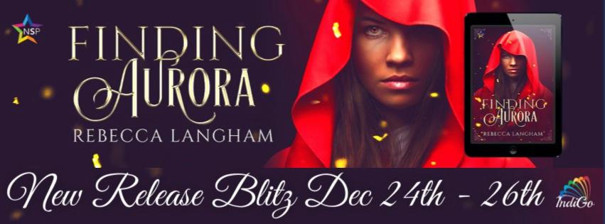 Rebecca Langham - Finding Aurora RB Banner