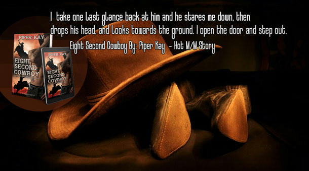Piper Kay - Eight Second Cowboy Teaser1
