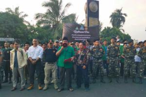 Ansor Inisiasi Petisi Warga Kota Tasikmalaya Mengecam Terorisme dan Radikalisme