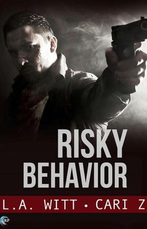 Cari Z. & L.A. Witt - Risky Behavior Cover