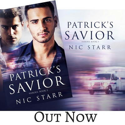Nic Starr - Patrick's Savior Out Now