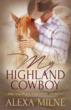 Alexa Milne - My Highland Cowboy Cover