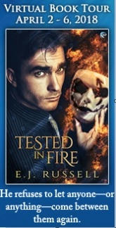E.J. Russell - Tested In Fire TourBadge