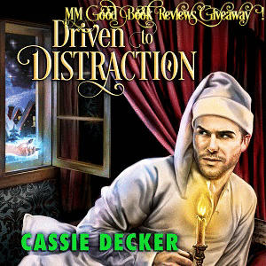 Cassie Decker - Driven to Distraction Square gif