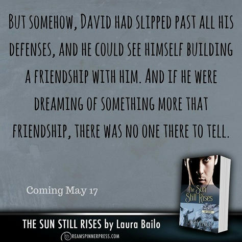 Laura Bailo - The Sun Still Rises Teaser