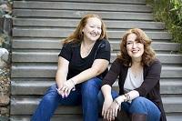 Jocelynn Drake & Rinda Elliott author pic