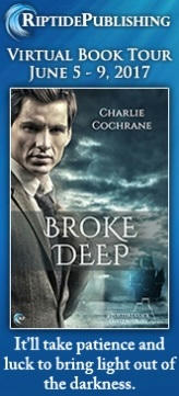 Charlie Cochrane - Broke Deep Badge