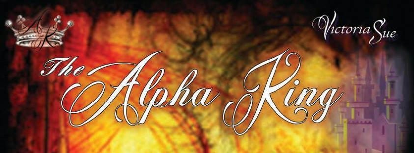 Victoria Sue - The Alpha King Banner