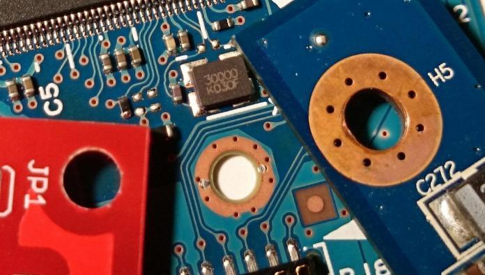 Drill - Lỗ khoan trên mạch in PCB