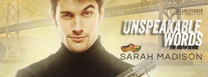 Sarah Madison - Unspeakable Words Banner