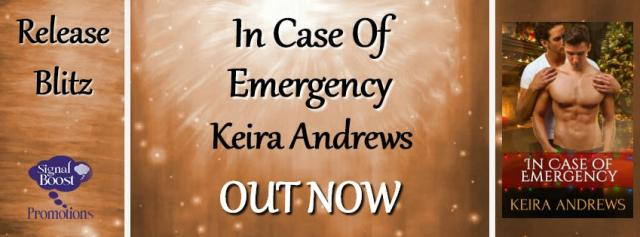 Keira Andrews - In Case Of Emergency RBBanner