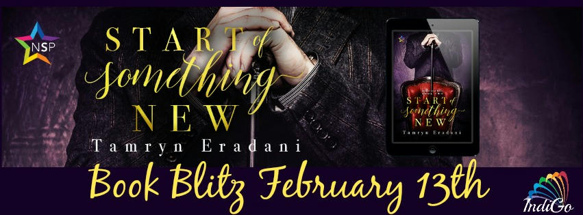 Tamryn Eradani - Start of Something New RB Banner