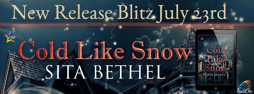 Sita Bethel - Cold Like Snow RB Banner