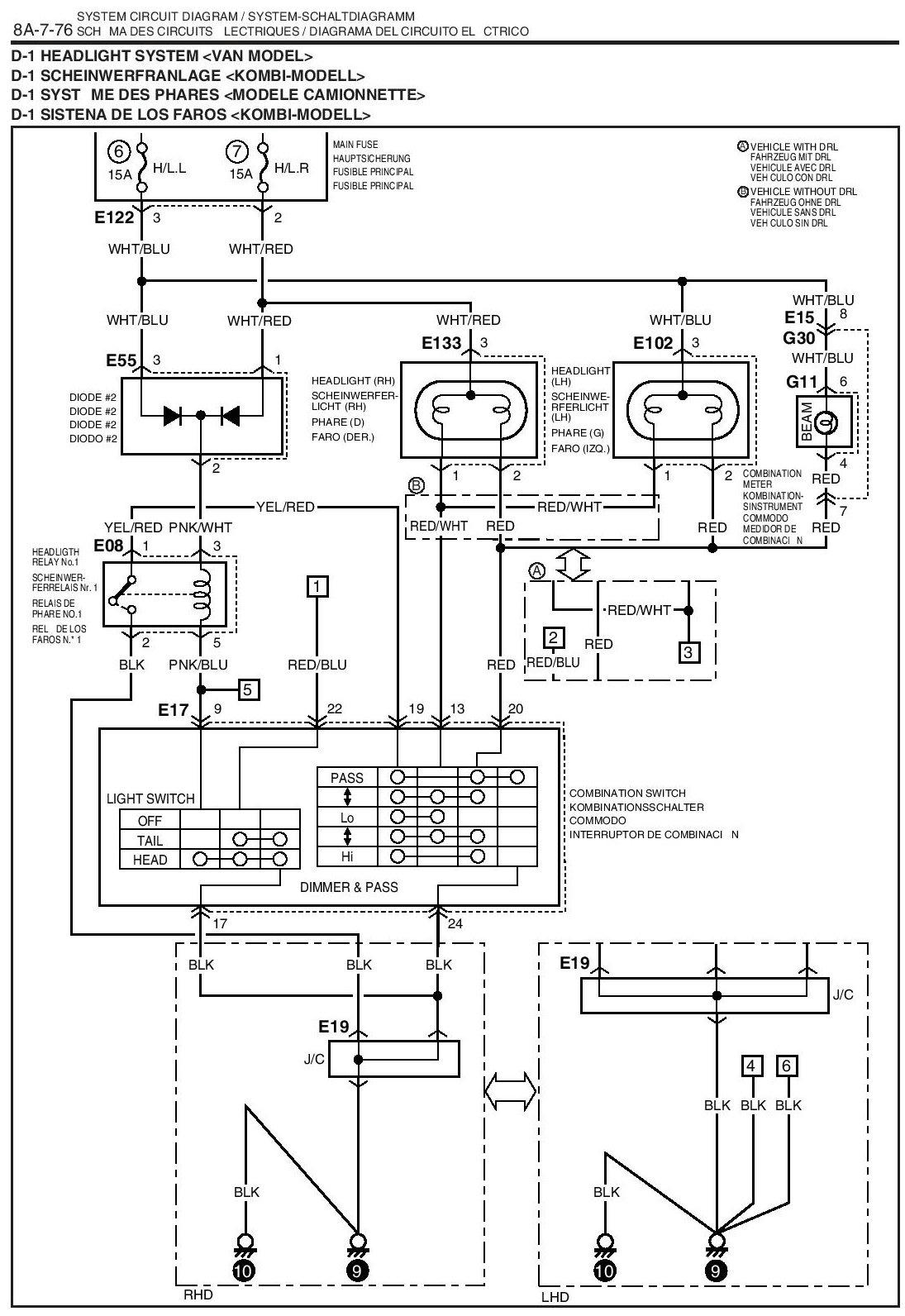 Relay Wiring Diagram Negative Trigger