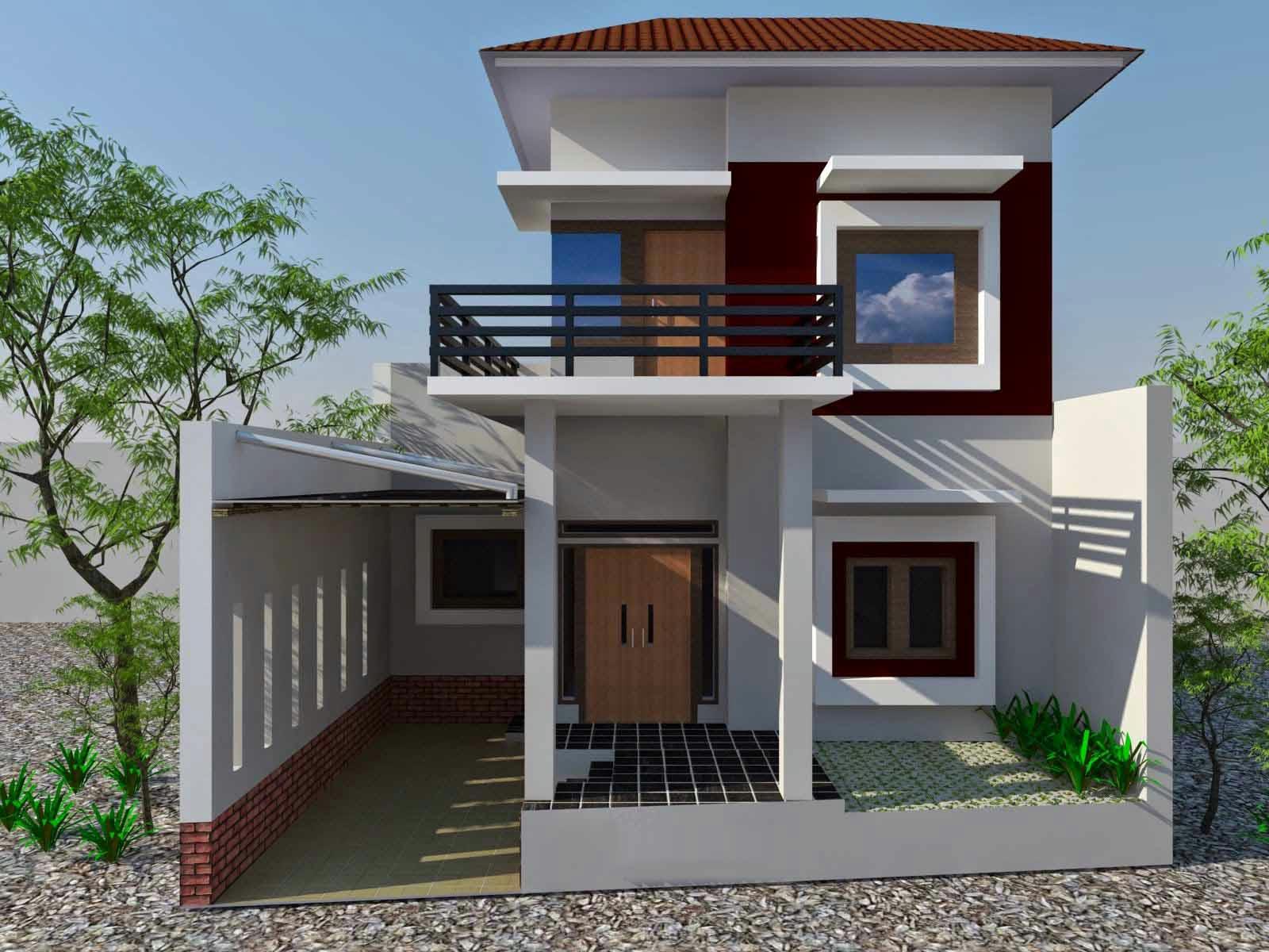Contoh Gambar Rumah Minimalis Modern 2 Lantai Terbaru Creo House