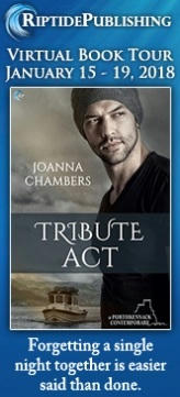 Joanna Chambers - Tribute Act TourBadges