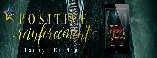 Tamryn Eradani - Positive Reinforcement Banner 1