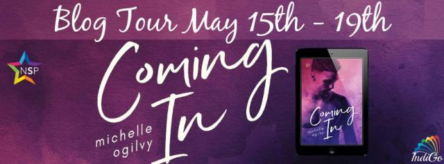Michelle Ogilvy - Coming In BT Banner