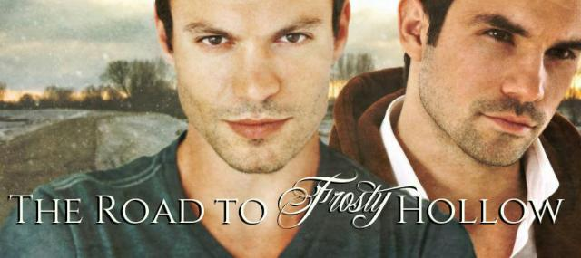 R.J. Scott & Meredith Russell - The Road to Frosty Hollow Banner