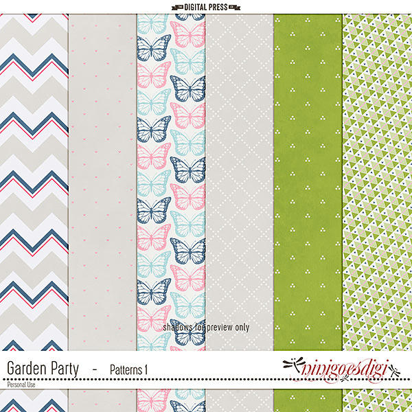 Digiscrap Parade Freebie + $1 deals + 40% OFF NSD sales