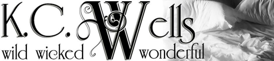 K.C. Wells banner