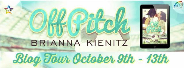 Brianna Kienitz - Off Pitch Tour Banner