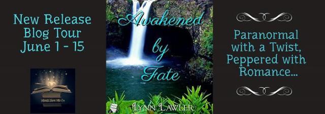 Lynn Lawler - Awakened By Fate Banner