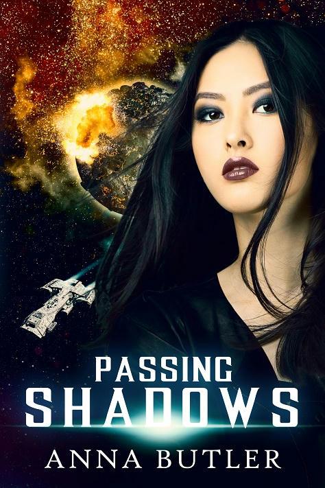 Anna Butler - Passing Shadows Cover